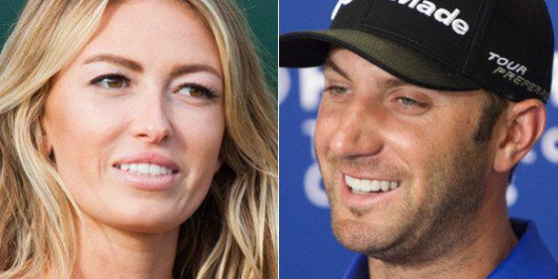 Paulina Gretzky's Beau Dustin Johnson Set For Golf Return: