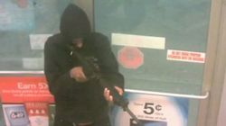 Armed Robber Carries Assault Rifle In Startling Toronto Police