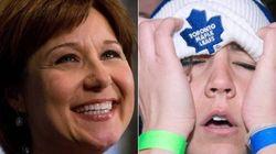 B.C. Premier Trolls Leafs