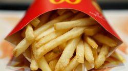 What Was On McDonald's Original