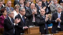 Harper Government Nips, Tucks Its Way To