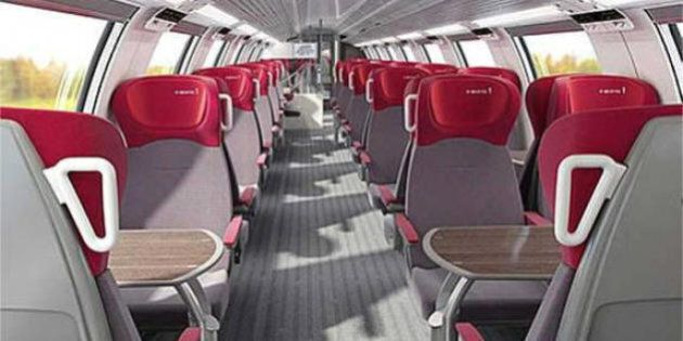 High Speed Train Proposed Between Portland And