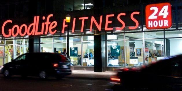 GoodLife Fitness Eyes Target Locations For