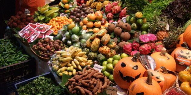 Food Markets From Around The