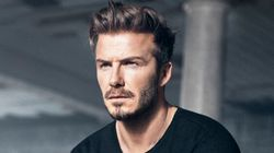 David Beckham Is Looking Really Hot These