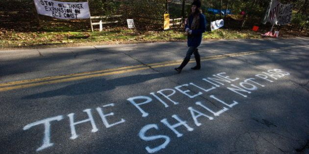 Kinder Morgan Pipeline Ruling Weakens Faith In