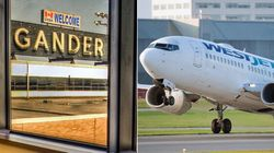 WestJet Returns To Gander's Retro