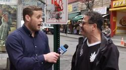 What Happens When A Catcaller Gets Interviewed For An Anti-Catcalling