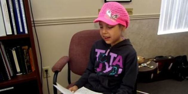 Makayla Sault Begged Her Parents To Stop Chemotherapy, Says