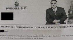 Tory MP's Mailout Bashes 'Explicit' Ontario Sex Ed