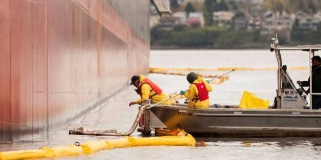 Vancouver Oil Spill Shows We've Got Lots To