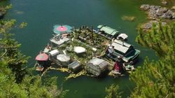B.C. Floating Fortress Is A Whole New Level Of Living