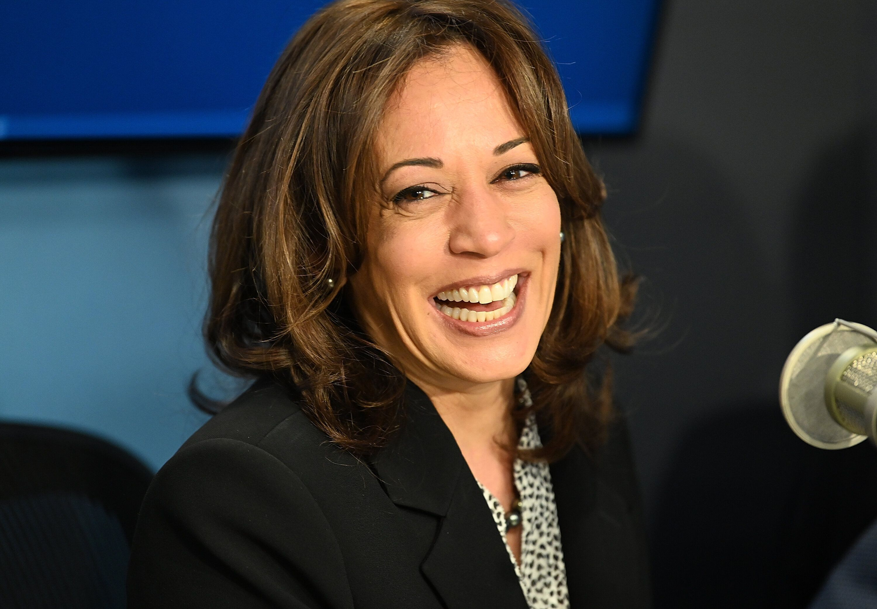 Kamala Harris Opens Up About Being A Stepmom In Personal