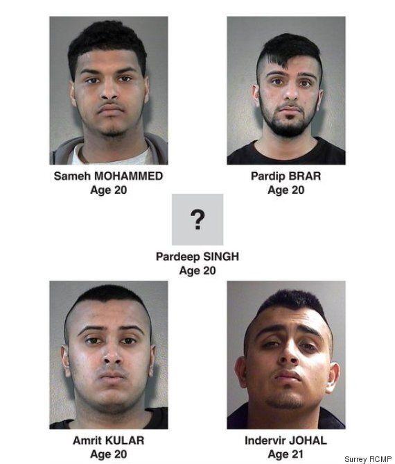 Surrey Shootings Related To New Gang War, Say