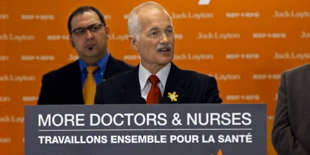 Ex-NDP MP Glenn Thibeault: Party 'Changed' After Jack Layton's