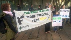 B.C. Mine Sues Environmental Group For
