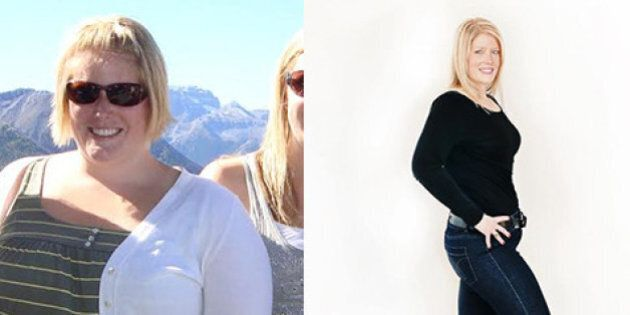Weight Lost: How This Woman Lost 115