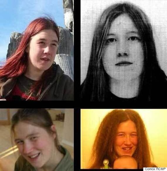 Julia Strobach Missing: B.C. RCMP Search Courtenay