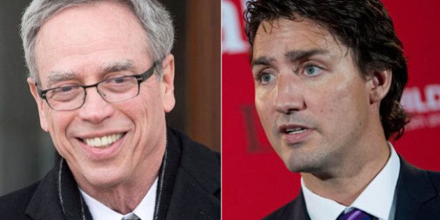 Federal Budget 2015: Joe Oliver Tells Justin Trudeau His Budget Didn't Balance