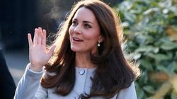 Kate Middleton's Coat Sparks Baby Boy