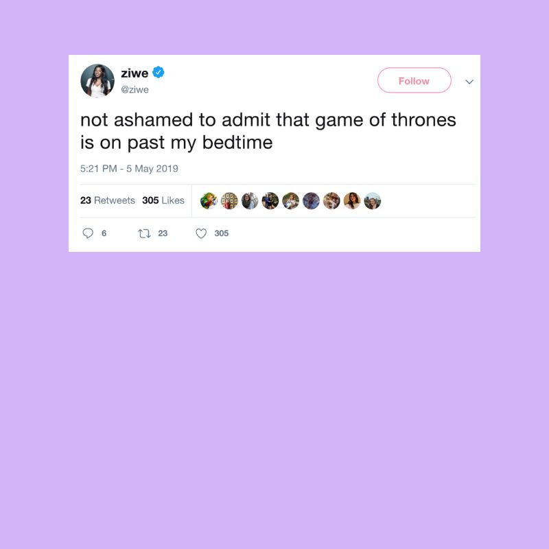Funniest tweets from women this week