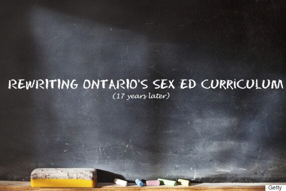 Ontario's New Sex Ed Curriculum: Exactly What Your Kids Will