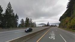 B.C.'s Sea-To-Sky Highway Already Needs