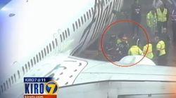 Flight Turned Back After SCREAMING Heard In Cargo
