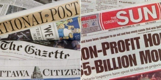 Postmedia's Monopoly On News Will Kill