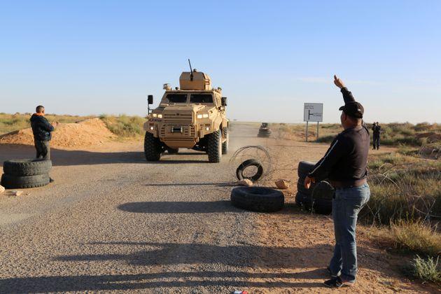 Jusqu'au 30 avril, l'armée a arrêté 152 personnes voulant immigrer clandestinement par voie maritime...