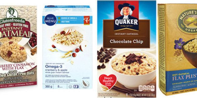 Sugar In Oatmeal: What's Really Inside Your