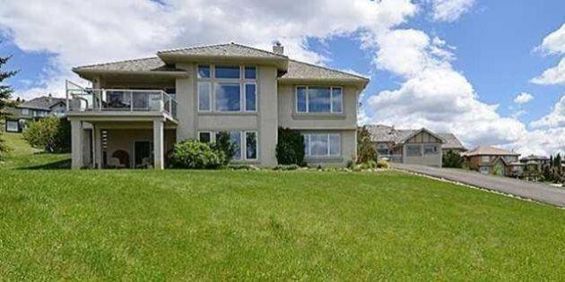 Calgary Real Estate: More $1 Million Dollar Homes Than