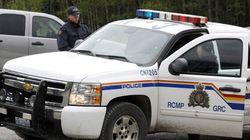 2 Mounties Shot Outside Edmonton, Manhunt