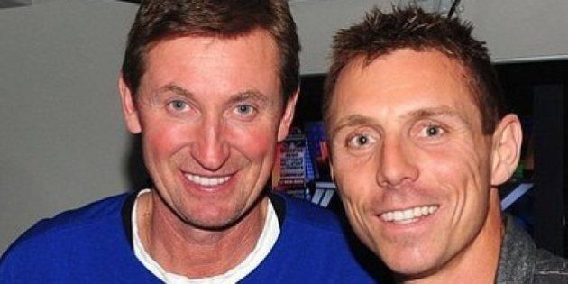 Wayne Gretzky Endorses Patrick Brown For Ontario PC