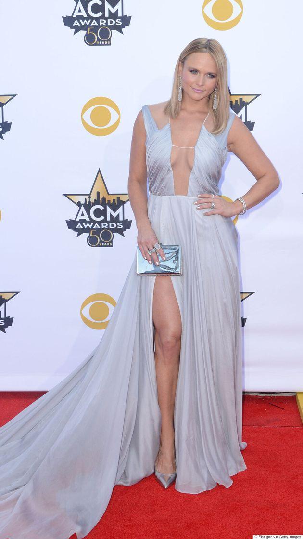 Miranda Lambert's 2015 ACM Awards Dress Is Elegantly