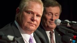 Ford Now Neck And Neck With Tory: