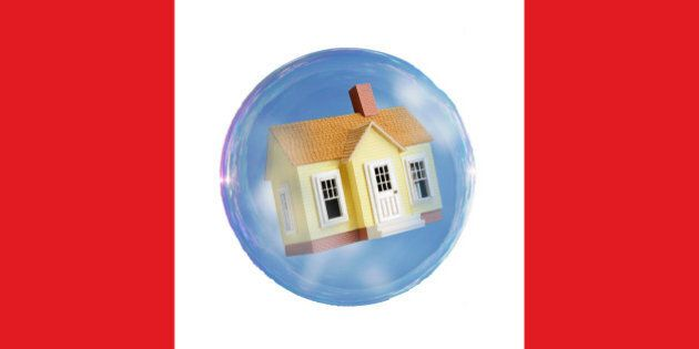 CMHC Brings Home Ownership To The Masses, And Billions In Risk To
