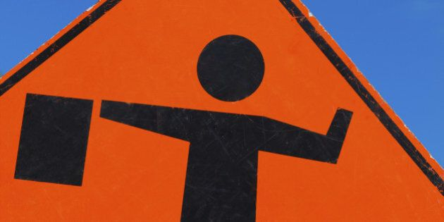 Construction Worker Hit By Semi On Alberta's Highway