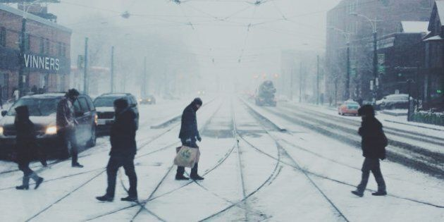 Toronto Shatters Feb. 23 Cold