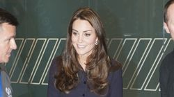 Kate Middleton's Baby Bump Is