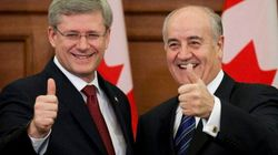 Stephen Harper's Cabinet Is Now Tied For Largest In Canadian