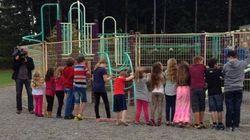 Aldergrove School Playground