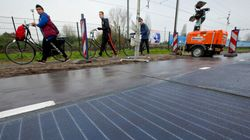 Roads Covered In Solar Panels Are Seriously Becoming A