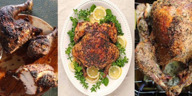 Poultry Seasoning Options To Change Up Your Turkey For