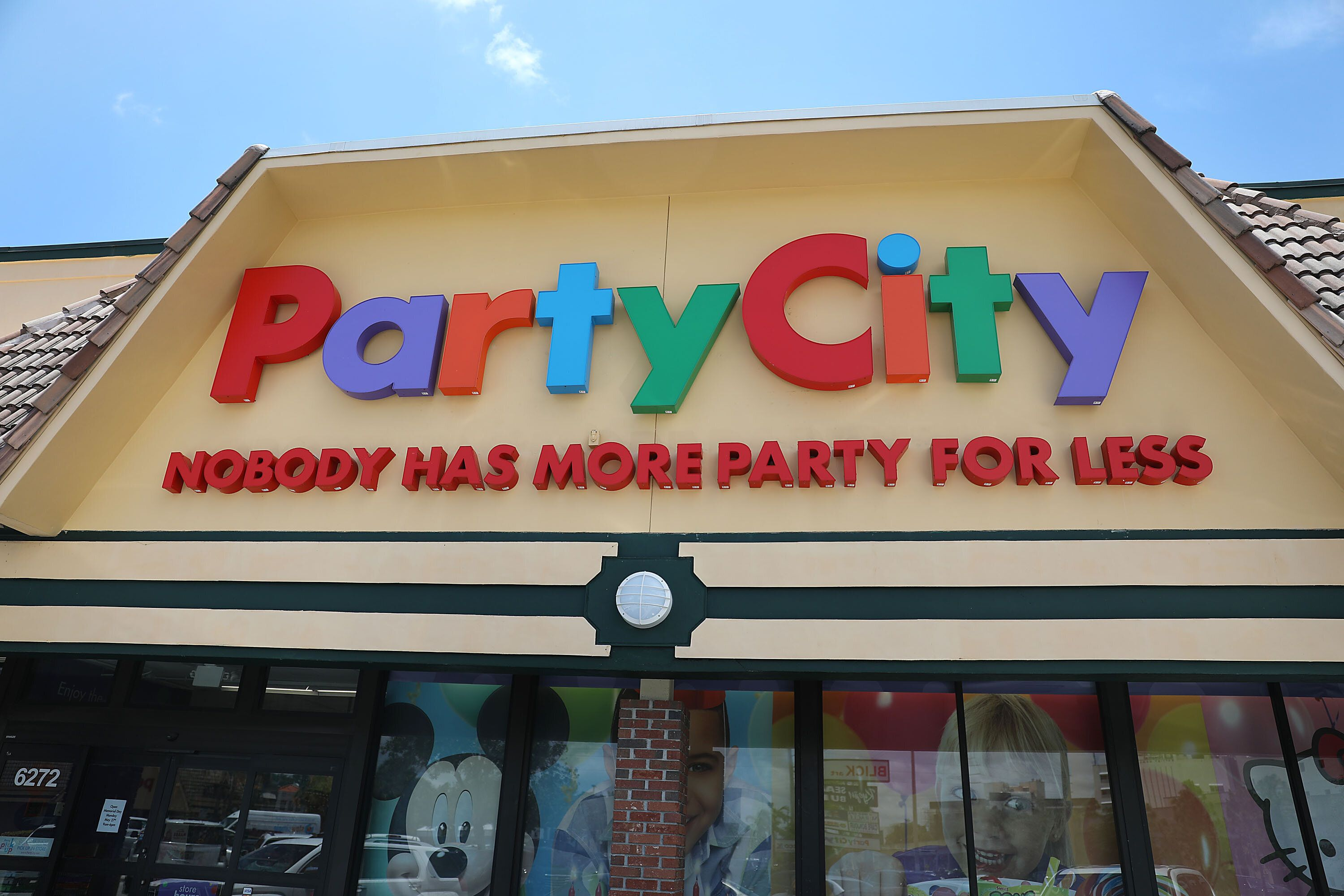 Balloon Pops On 45 Party City Stores Amid Helium Shortage And Deflated Sales
