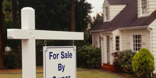 Canadian House Price Index Up 5.4% In