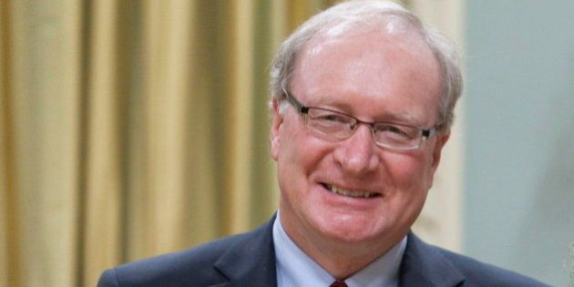 Wade MacLauchlan, Lifelong Lawyer And Academic, Makes Leap At Age 60 Into Job Of P.E.I.