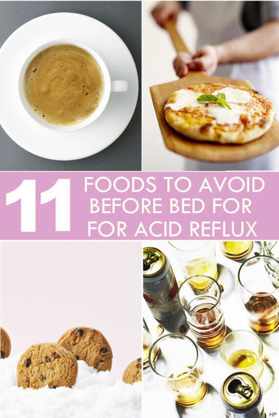 Acid Reflux Foods: 11 Things To Avoid At