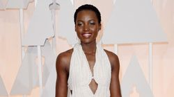 LOOK: Lupita Nyong'o's Oscar Dress Has 6,000