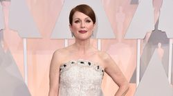 Julianne Moore's Oscar Dress Took How Long To
